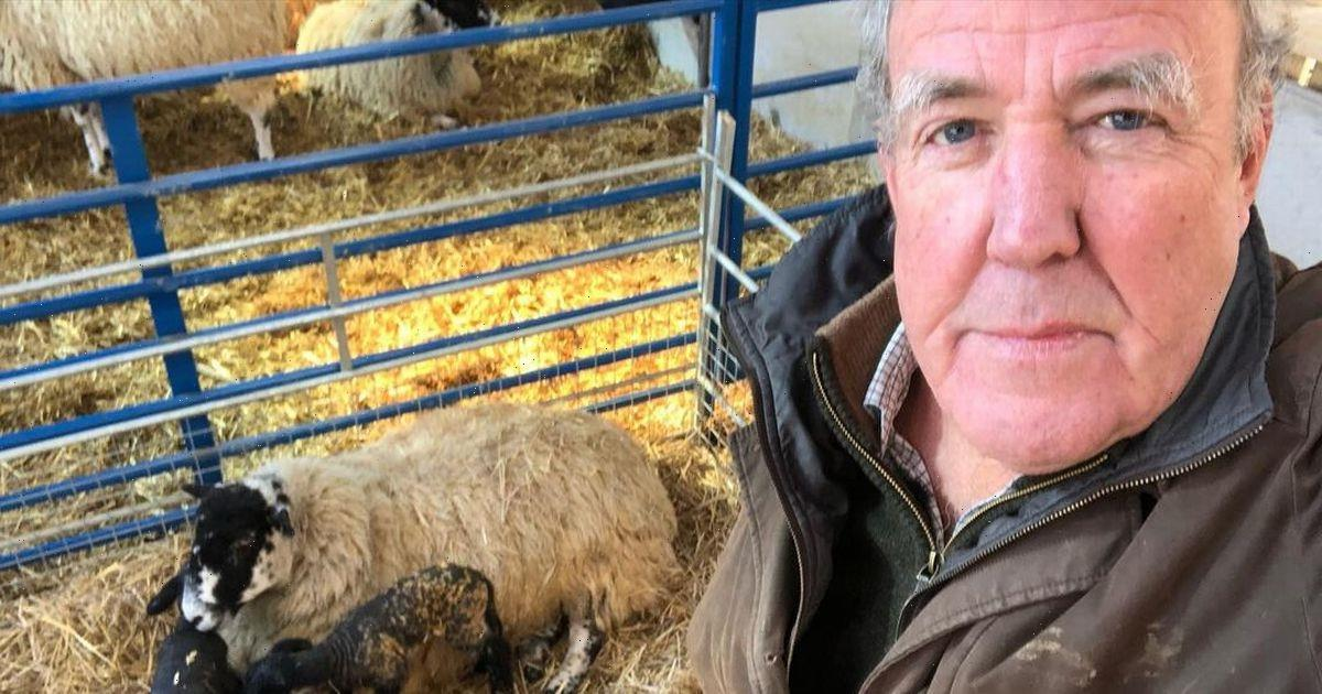 Jeremy Clarkson takes swipe at Jeff Bezos after Amazon cancels Clarkson's Farm