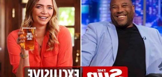 Jodie Kidd and John Barnes join new Channel 4 show Trash Monsters with Kerry Katona