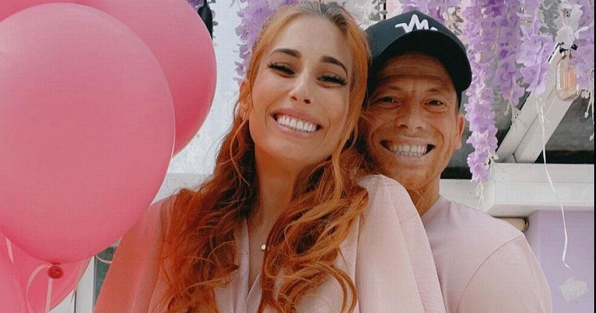 Joe Swash cooks Stacey Solomon special breakfast as two prep for daughters arrival