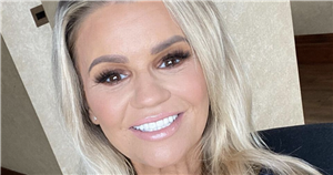 Kerry Katona says shes earned £1 million from selling foot fetish snaps to fans