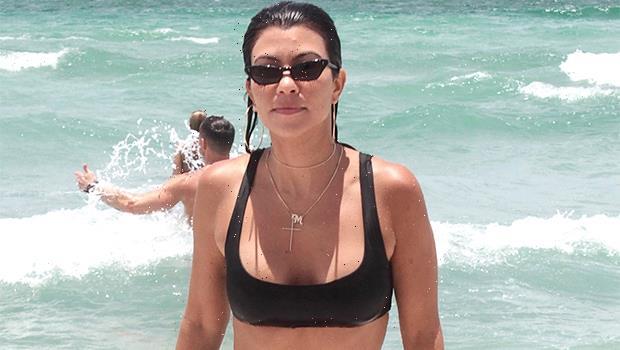 Kourtney Kardashians Fans Praise Her For Sharing Unedited Bikini Photo: Way To Empower