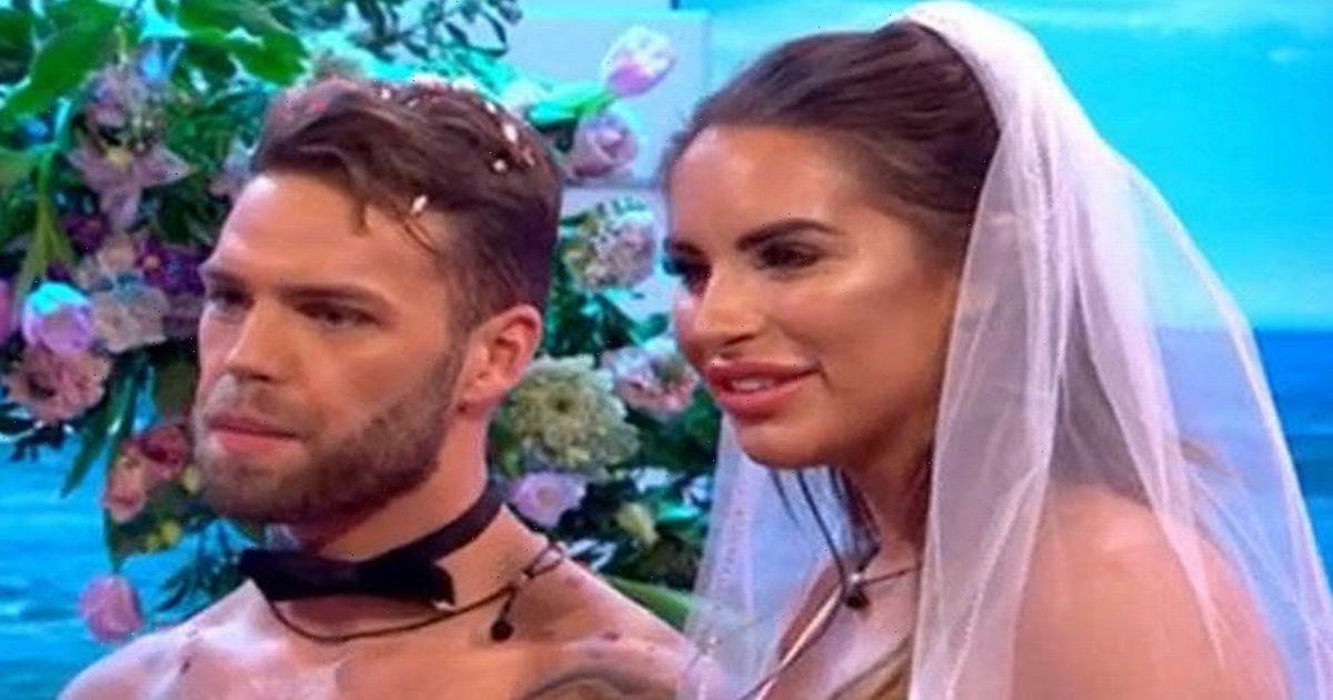 Love Island weddings – from Jess bikini bridal gown to Olivias Essex blowout