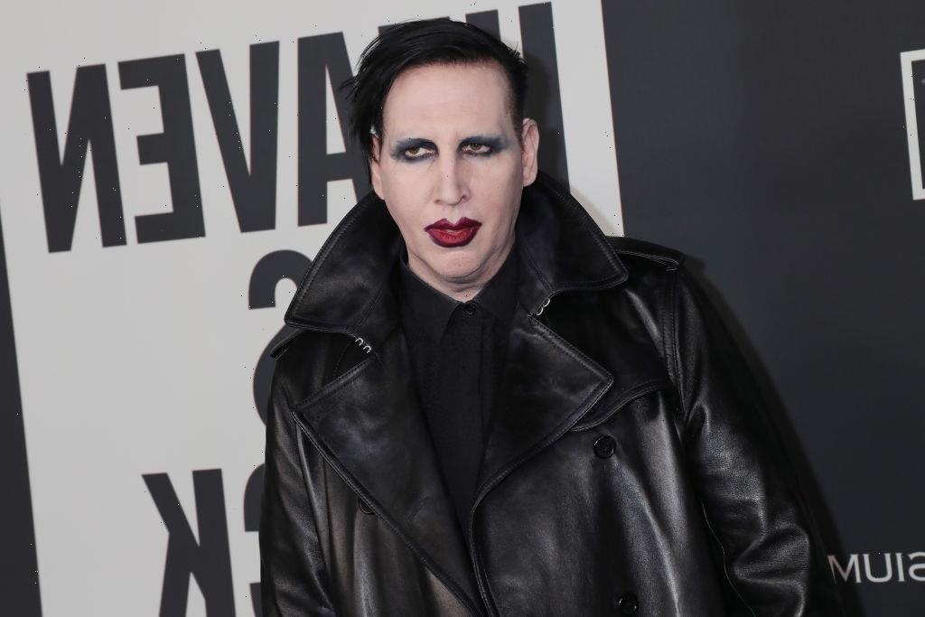 Marilyn Manson Files Motion to Dismiss 'Game of Thrones' Actress' Sex Abuse Lawsuit