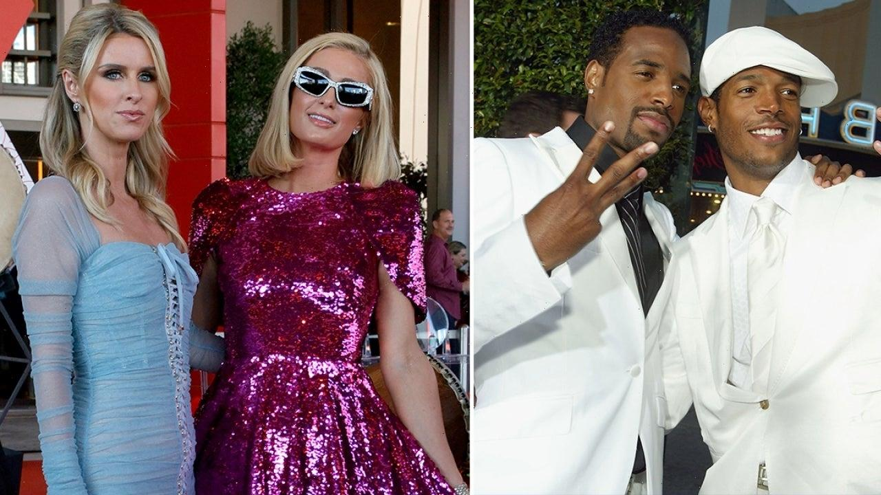 Marlon Wayans Reflects on How the Hiltons Inspired 'White Chicks'