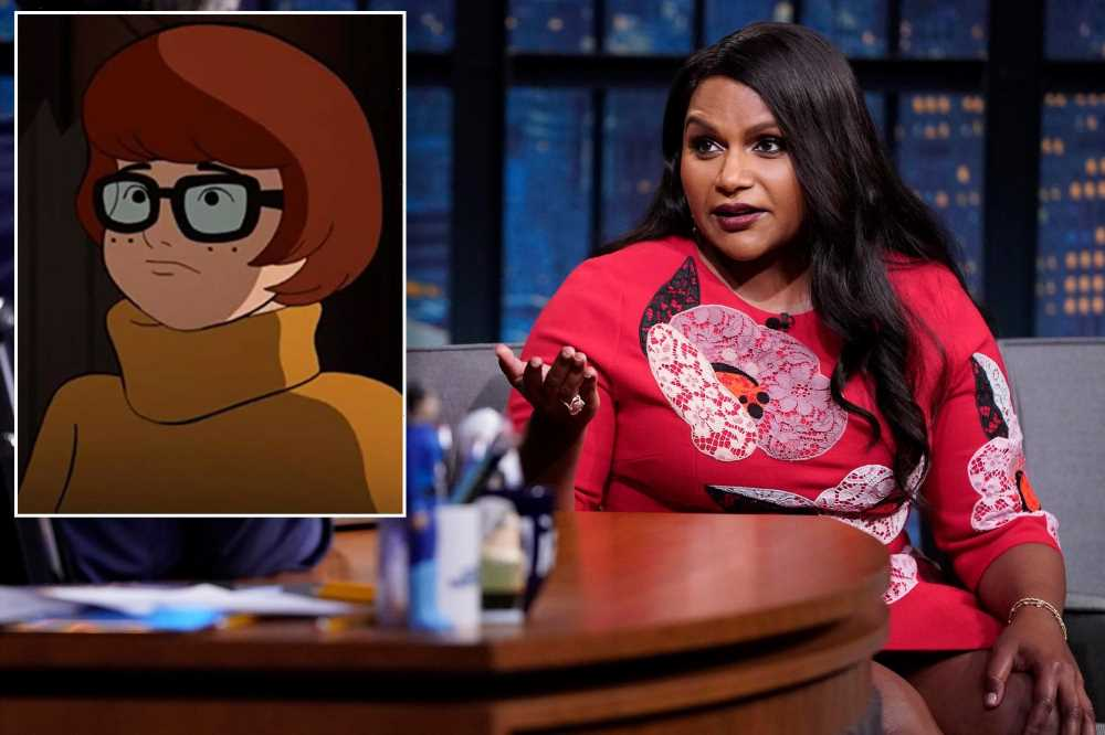 Mindy Kaling shocked by backlash to South Asian Scooby-Doo spinoff