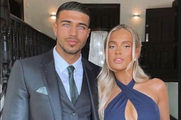 Molly-Mae Hague pining for 'dream face' boyfriend Tommy Fury in emotional message as she relaxes in Ibiza