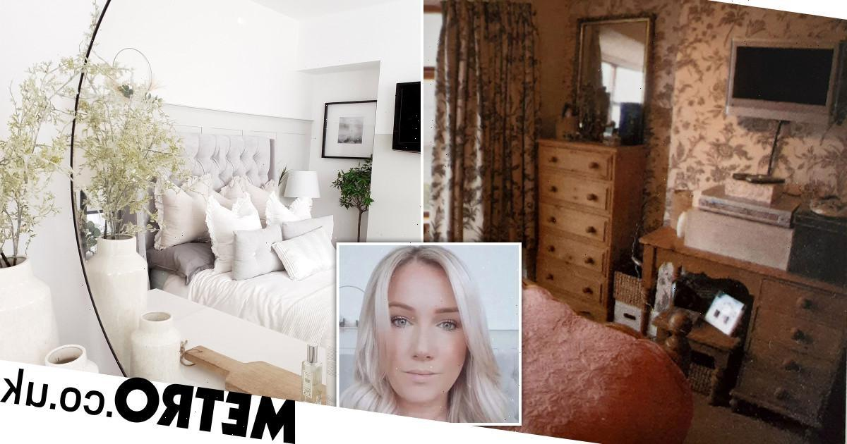 Mum gives 1930s home a modern makeover – and adds £100,000 to the value