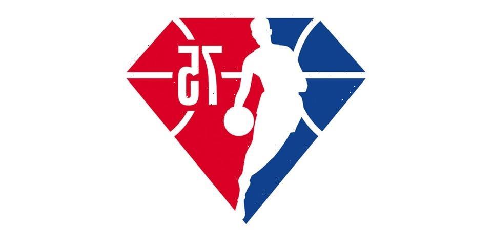 NBA Unveils Commemorative 75th Anniversary Logo