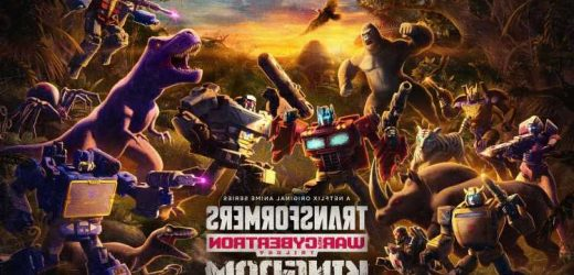 Netflix Debuts Trailer For Final Chapter In Transformers: War for Cybertron Trilogy