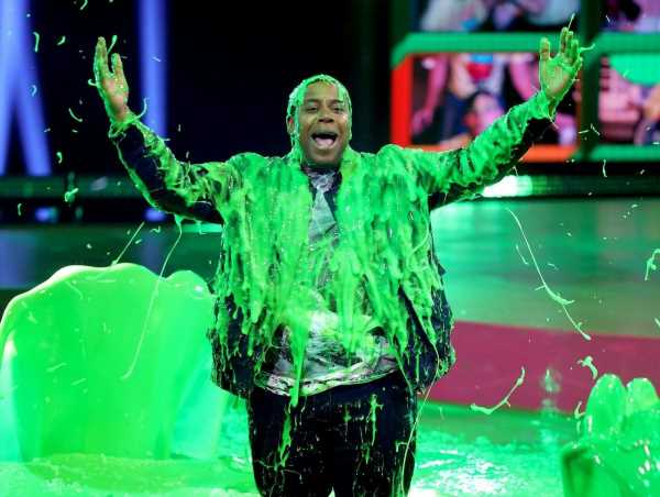 Nickelodeon Slime: What the Green Stuff Made Of?