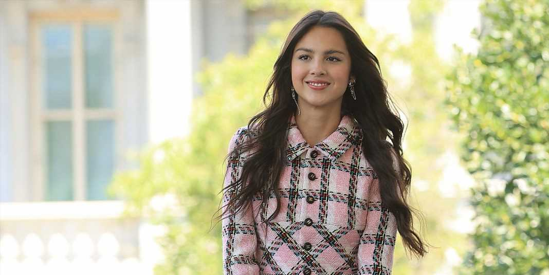 Olivia Rodrigo Wore a Vintage Chanel Suit to Meet President Biden at the White House