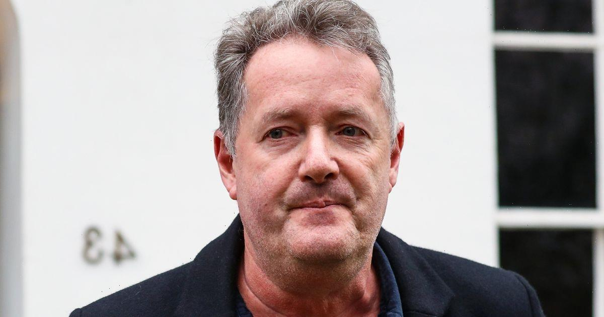 Piers Morgan roughest hes ever felt after catching Covid at Wembley