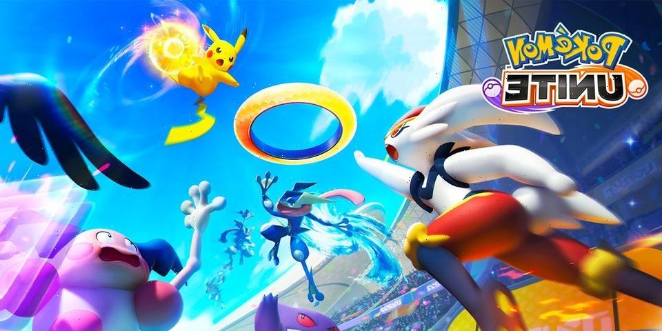 'Pokémon Unite' Team Battle Is Launching on Nintendo Switch
