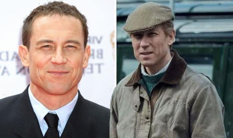 Prince Phillip star Tobias Menzies speaks out on being replaced on The Crown