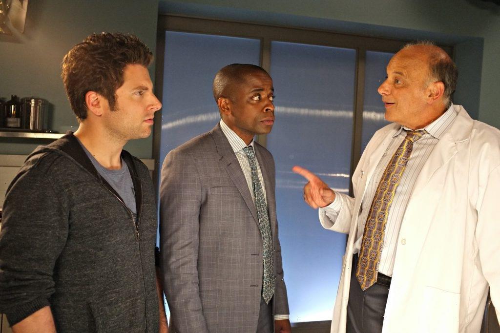 'Psych' Was Kurt Fuller's Longest-Running Acting Job to Date