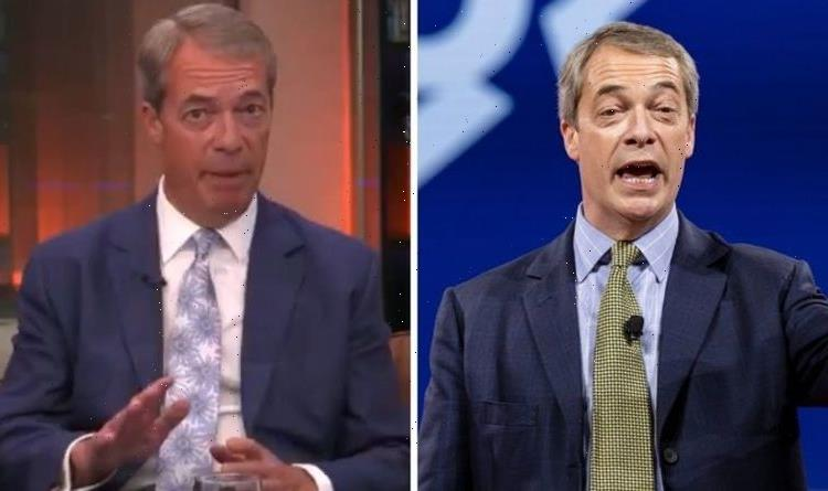 Remoaners got it wrong! Farage lauds billion pound Nissan deal in GB News takedown