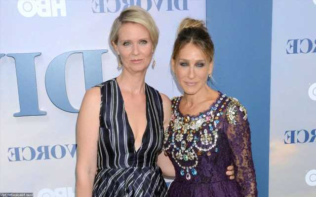 Sarah Jessica Parker and Cynthia Nixon Reminisce Their First Acting Collaboration as Teens