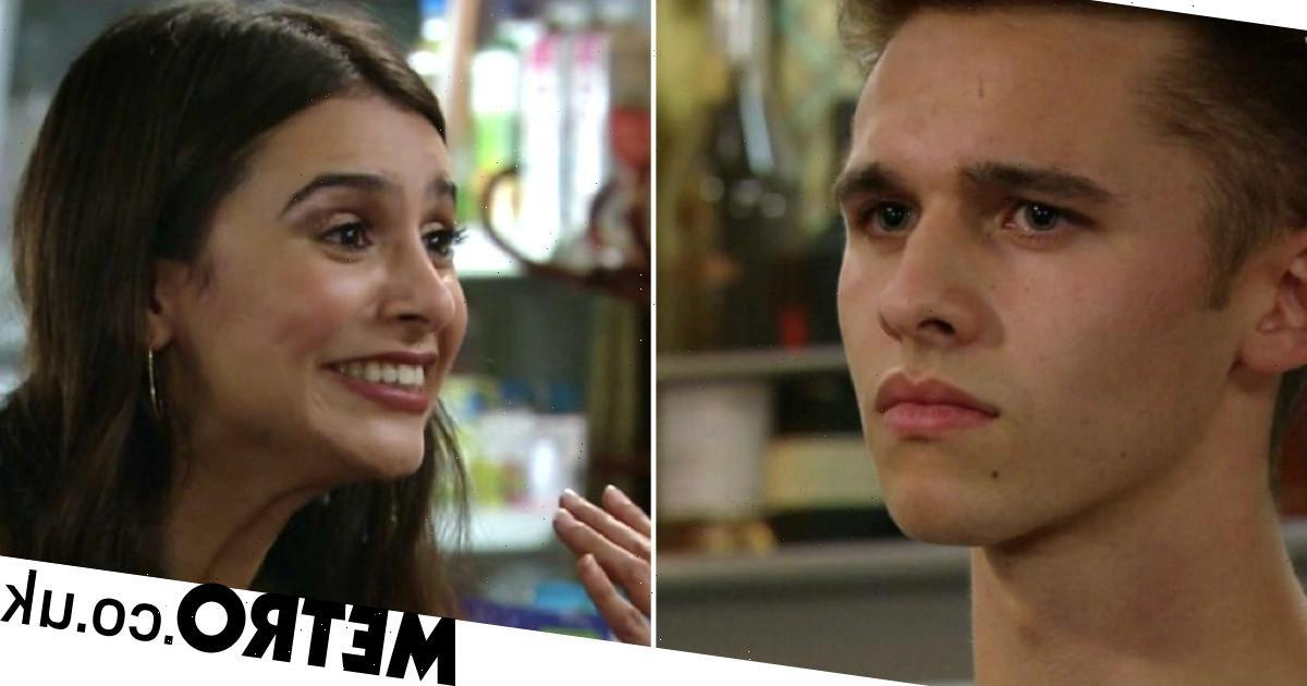 Spoilers: Meena threatens Jacob after he sees through her games in Emmerdale