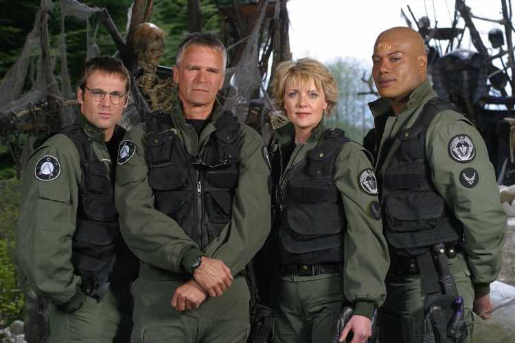 'Stargate SG-1': Teal'c Actor Christopher Judge Says He Duct Taped Teryl Rothery to a Tree