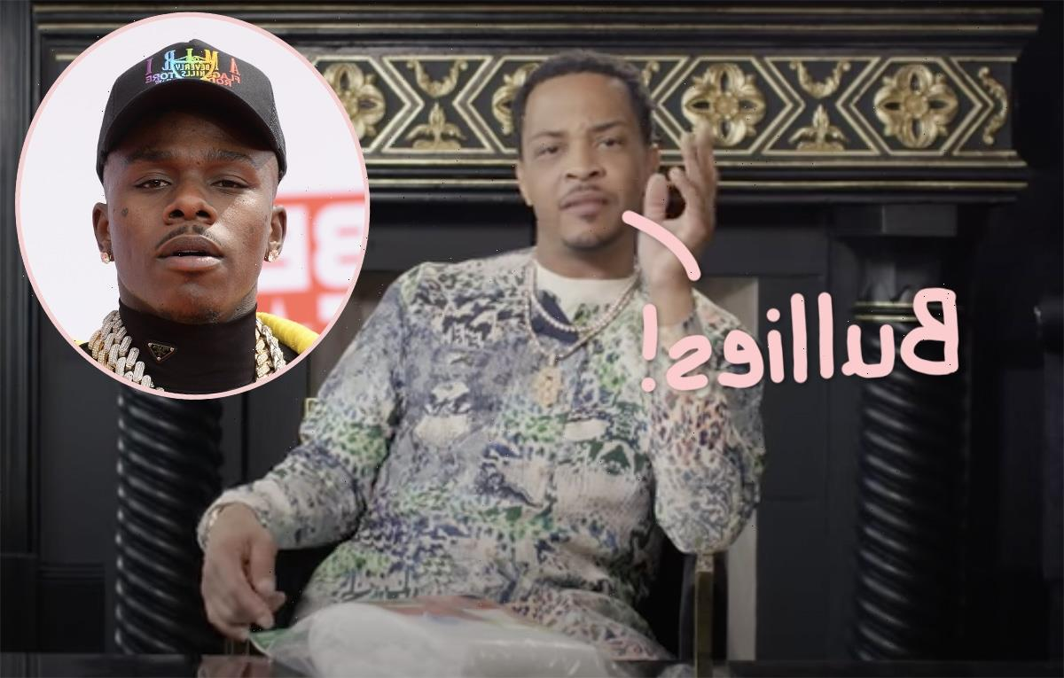 T.I. Claims Rappers Are Being Bullied By The LGBT Community As He Defends DaBaby's Homophobic Rant!