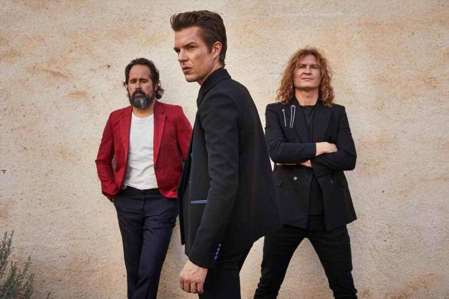 The Killers Announce Their Seventh Album, 'Pressure Machine'