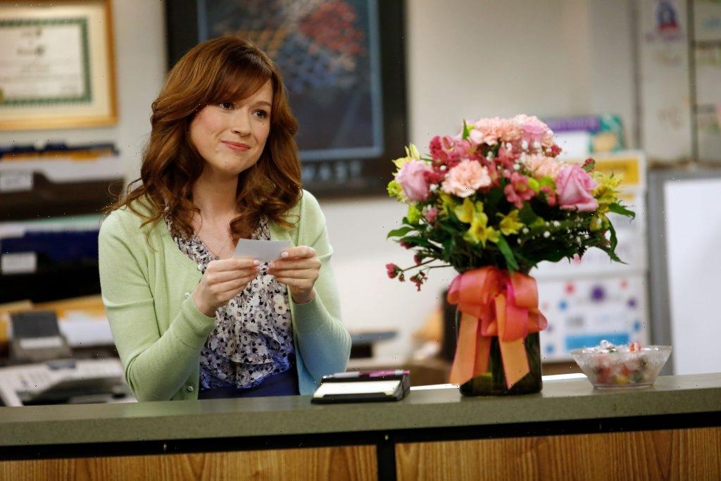 'The Office': Ellie Kemper Described a Cringey Conversation She Had With Steve Carell Between Takes