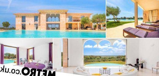 The original Love Island villa is on sale for £3.1million