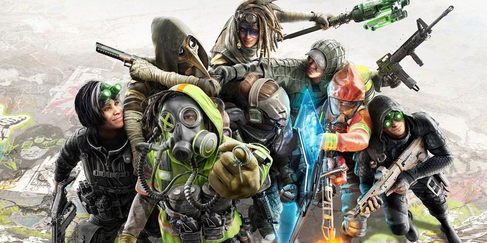 Ubisoft Unveils Free-to-Play 'Tom Clancy's XDefiant'