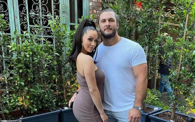 Vanderpump Rules Star Scheana Shay Really Happy Being Engaged to Brock Davies