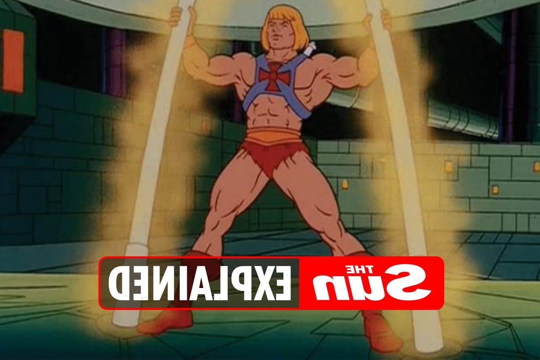 When was He-Man originally on TV?