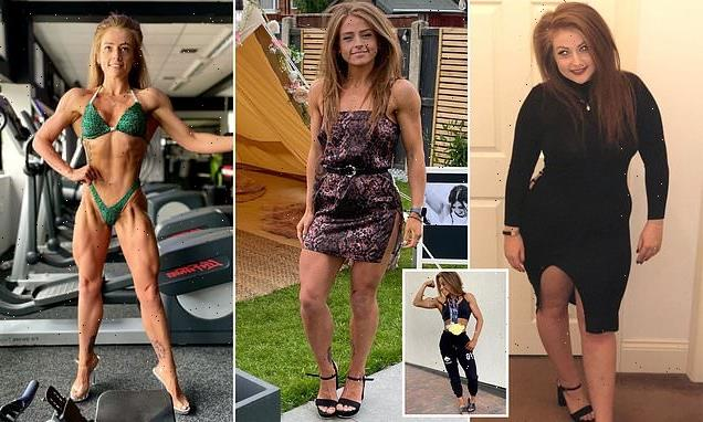 Woman, 28, has shed 5st after deciding to become a bodybuilder