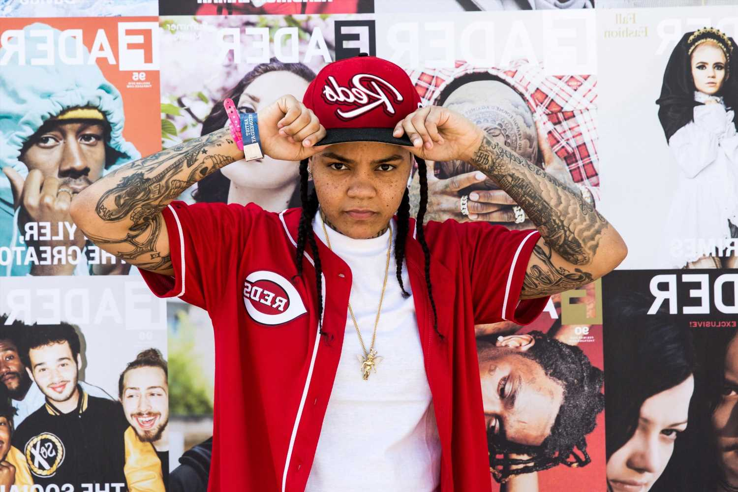 Young M.A reacts to pregnancy rumors after fans speculate rapper is having her first baby