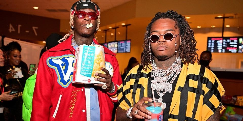 Young Thug Gives Gunna Three AP Royal Oak Watches as Get-Well-Soon Gifts