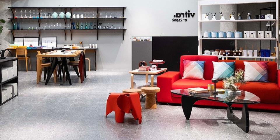 """vitra. at kapok Is Centered """"Future Classics"""" for Contemporary Living Spaces"""