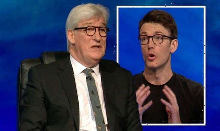 'Get a question right!' Jeremy Paxman hits out at University Challenge teams