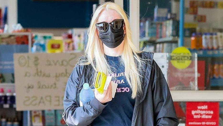'RHOBH's Erika Jayne spotted for first time since Tom Girardi was seen at assisted living home amid legal woes