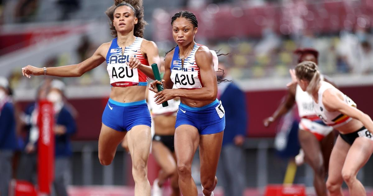 Allyson Felix wins 11th medal, more than any other U.S. athlete in Olympic track history
