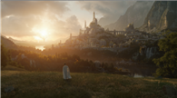 Amazons Lord of the Rings Series Exiting New Zealand: Season 2 to Film in United Kingdom