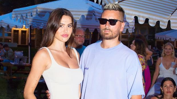 Amelia Hamlin Pays Tribute To BF Scott Disick With 'Lord' Necklace  Photo