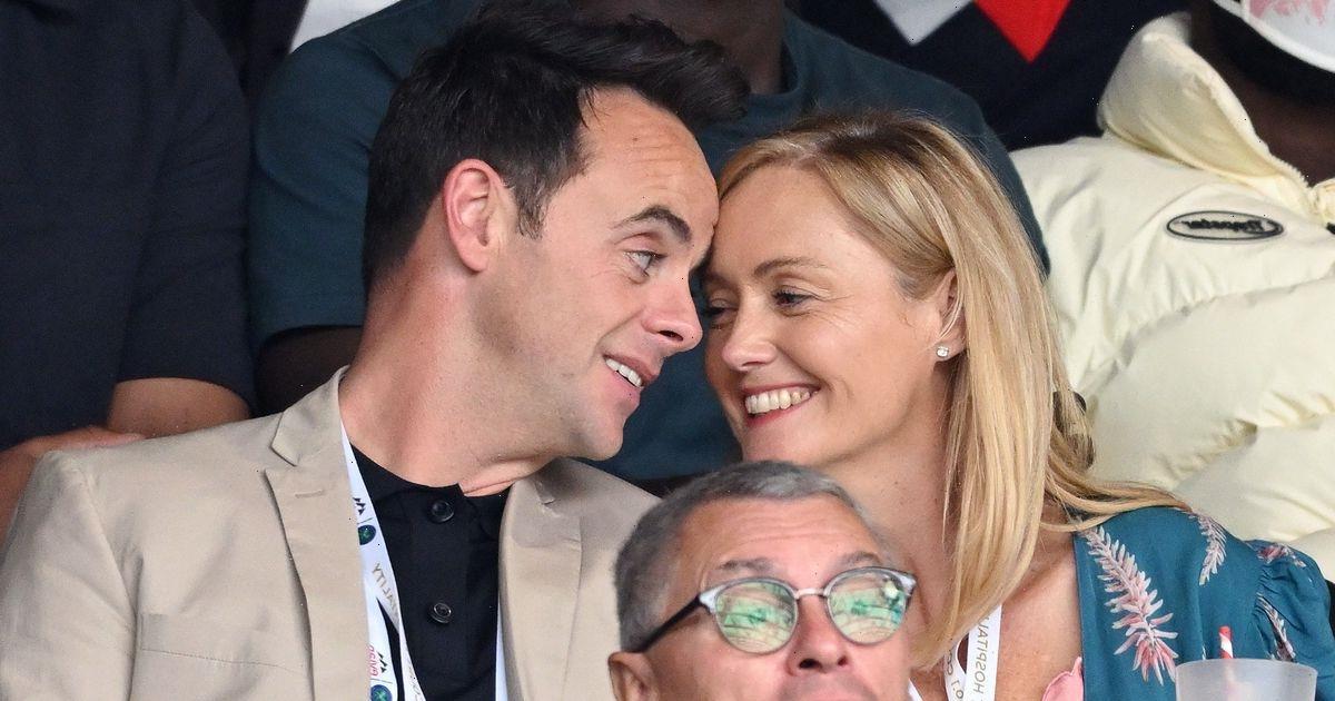 Ant McPartlins wedding venue confirmed as prep gets underway for £100k day