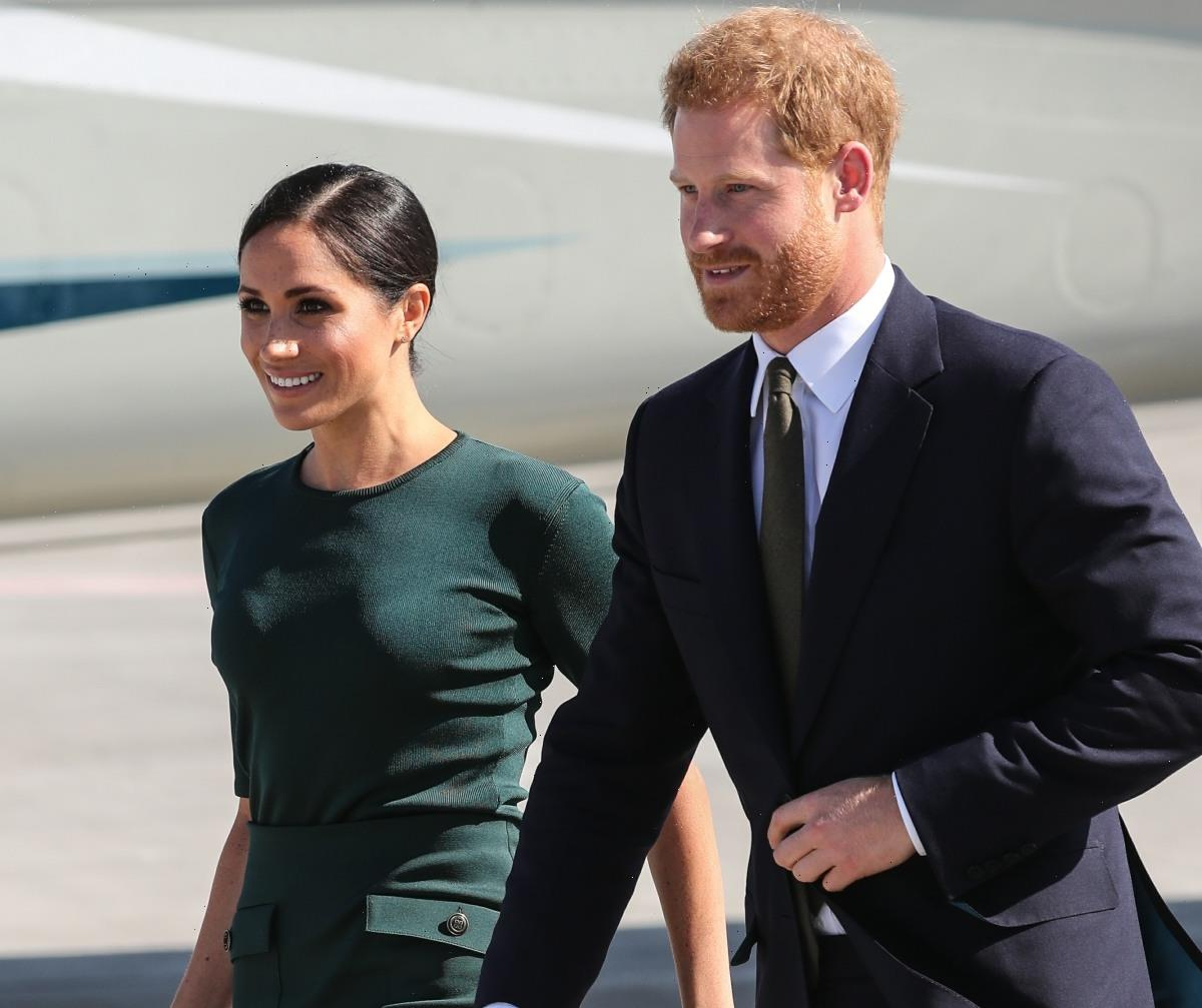 Are Prince Harry & Meghan getting a contact high from a local pot farm?