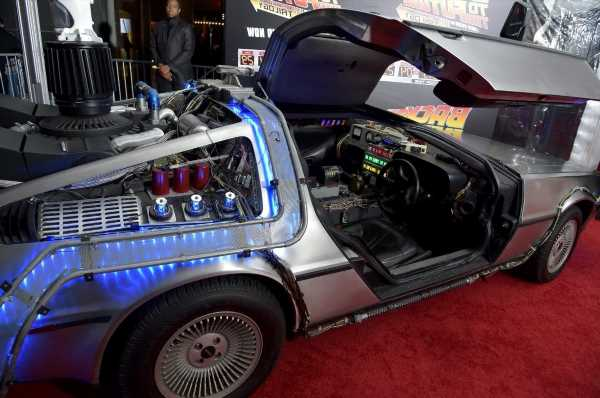 'Back to the Future': Switching to a DeLorean Time Machine Was a Problem Behind the Scenes