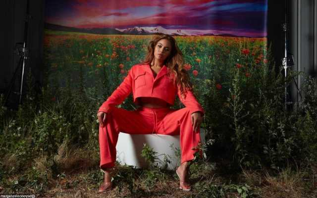 Beyonce Turns Into Cannabis Farmer While Working on New Music