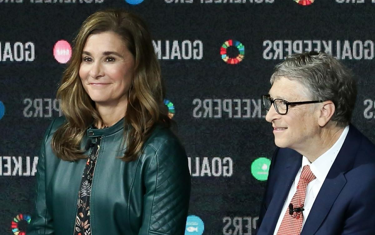 Bill & Melinda Gates finalized their divorce three months after she filed