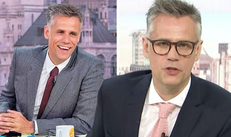 Can we have him full time? GMB viewers call for Richard Bacon to be permanent host