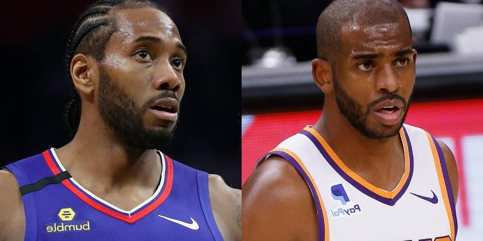 Chris Paul and Kawhi Leonard To Become Unrestricted Free Agents