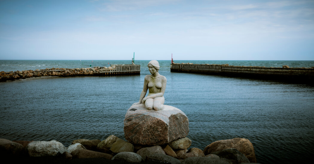 Denmark Now Has Two Little Mermaids. The Famous One Is Suing.