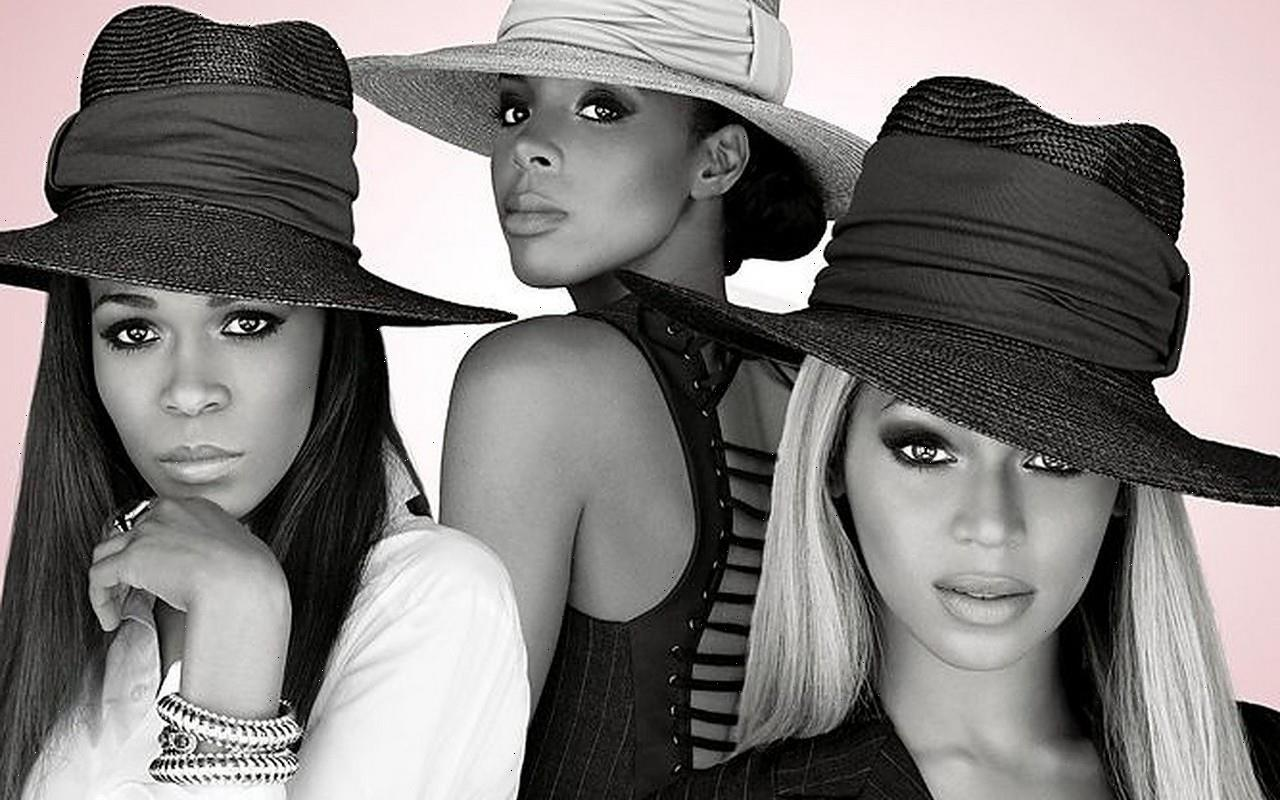 Destinys Child Cause Frenzy as They Spark Reunion Rumors With New Logo