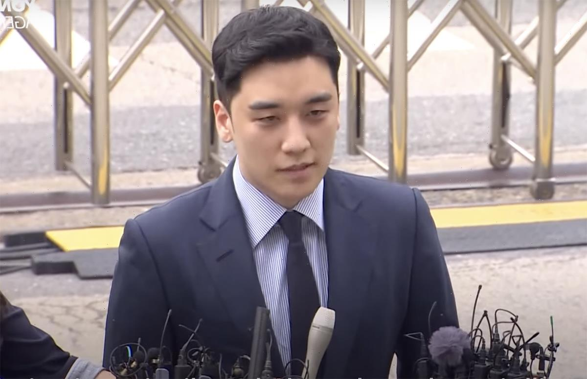 Disgraced K-Pop Superstar Sentenced To 3 Years In Prison In Prostitution Case