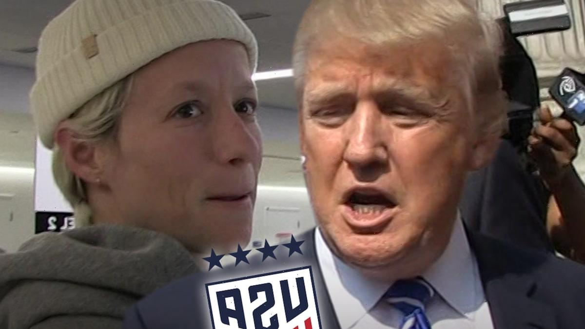 Donald Trump Says 'Leftist Maniacs' Megan Rapinoe & USWNT Cost U.S. Gold Medal
